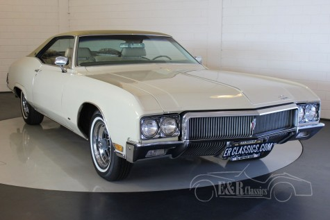 Buick Riviera Hardtop Coupe 1970 a vendre