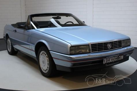 Cadillac Allanté Cabriolet 1990 a vendre
