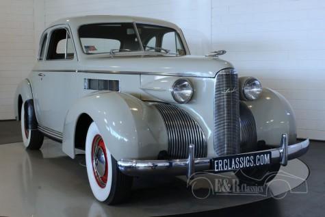 Cadillac La Salle Business Coupe 1939 a vendre