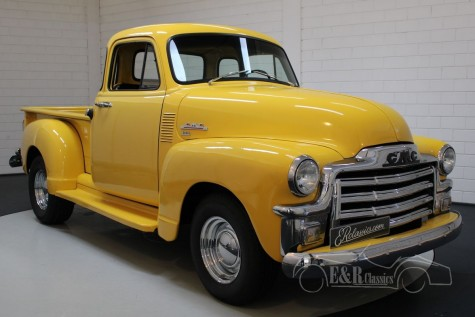Chevrolet GMC 3100 1954 a vendre