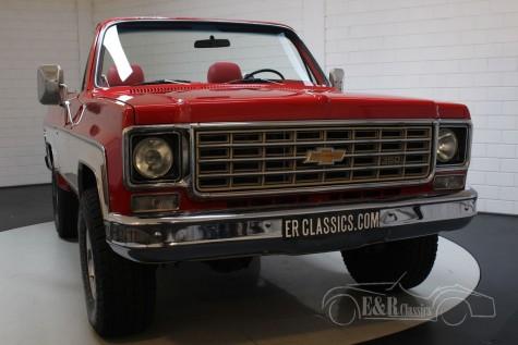 Chevrolet Blazer K5 Cabriolet 1975 a vendre