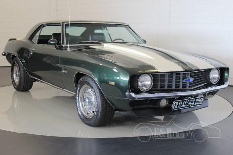 Chevrolet Camaro coupe 1969  a vendre