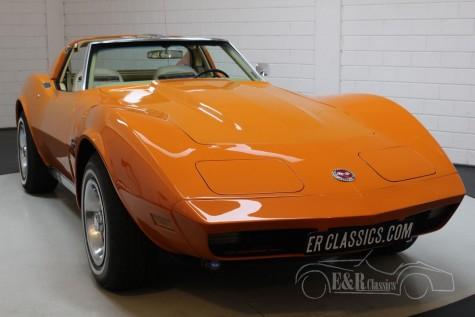 Chevrolet Corvette C3 Targa 1974 a vendre