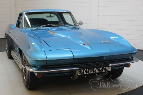 Chevrolet Corvette C2 1966 a vendre