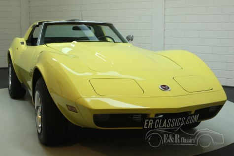 Chevrolet Corvette C3 Targa Stingray 1974 a vendre