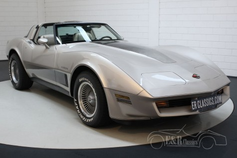 Chevrolet Corvette C3 Targa 1982 a vendre