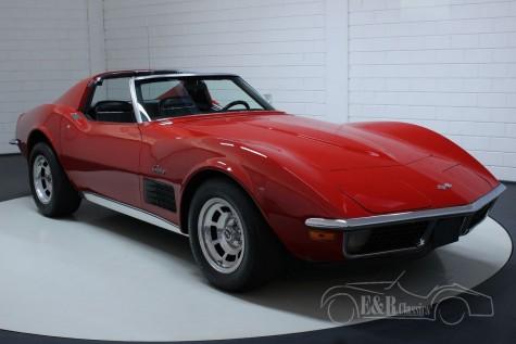 Chevrolet Corvette C3 Stingray V8 1971 a vendre