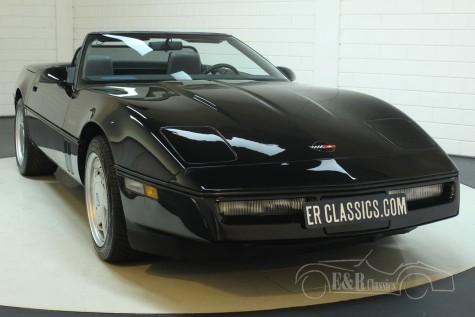 Chevrolet Corvette C4 1986 Cabriolet  a vendre