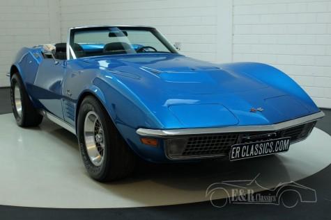 Chevrolet Corvette C3 1971 cabriolet  a vendre