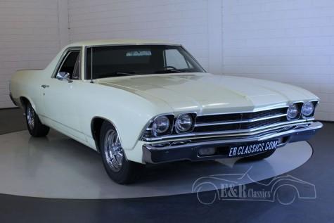 Chevrolet El Camino pick-up 1969  a vendre
