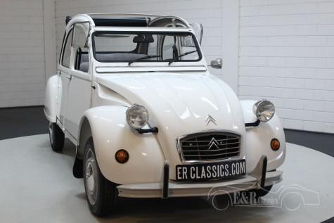 Citroën 2CV6 602cc 1987 a vendre