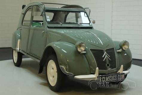 Citroën 2CV AZ 1957 a vendre