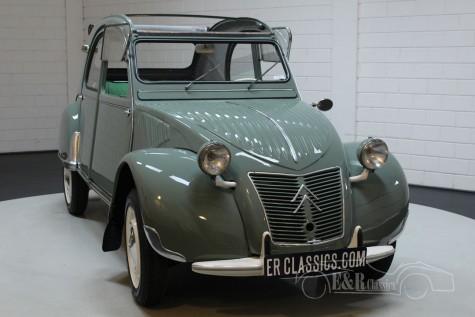 Citroen 2CV AZ 1960 a vendre
