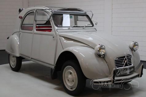 Citroen 2CV 1963  a vendre
