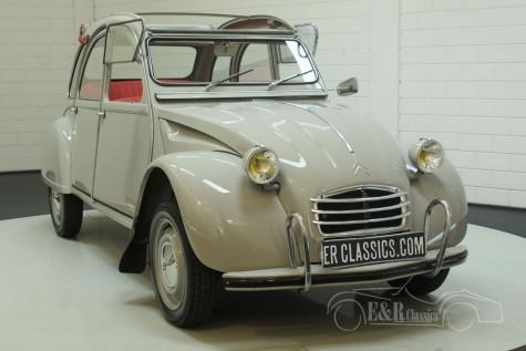 Citroën 2CV AZAM 1966  a vendre