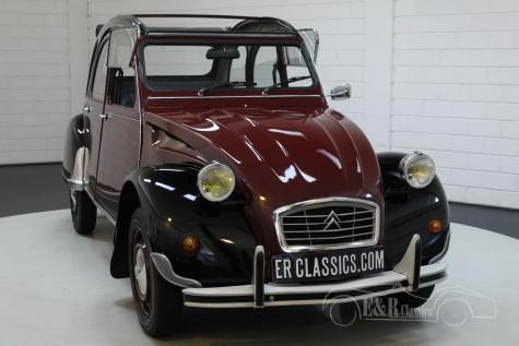 Citroën 2CV6 Charleston 1983  a vendre