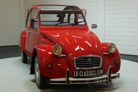 Citroën 2CV 1985  a vendre