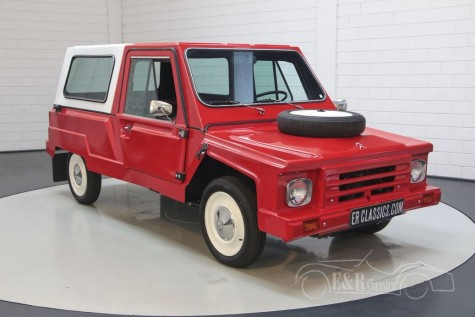 Citroën 2CV Vanclee  a vendre