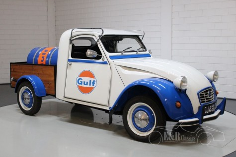 Citroen 2CV6 Pick-up 1984  a vendre