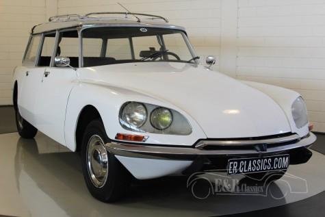 Citroën DS20 Familiale 1972 a vendre