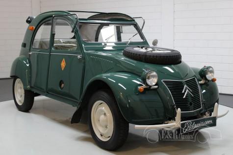 Citroen Sahara 2CV 1964 a vendre