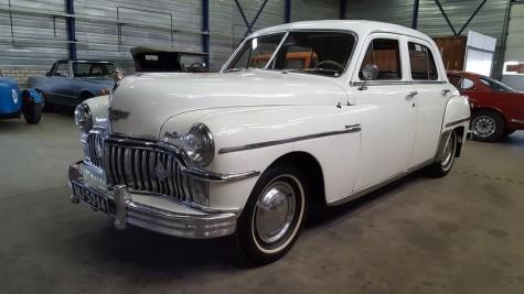 DeSoto Diplomat Custom 1949 a vendre