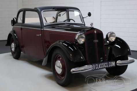 DKW F7 Meisterklasse Cabriolet Saloon 1938  a vendre