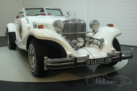Excalibur Series IV Roadster 1982 a vendre