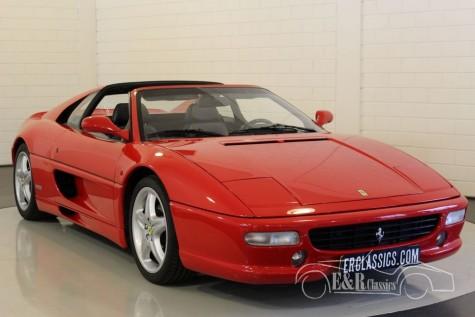 Ferrari F355 GTS F1 47.200 km 1998  a vendre
