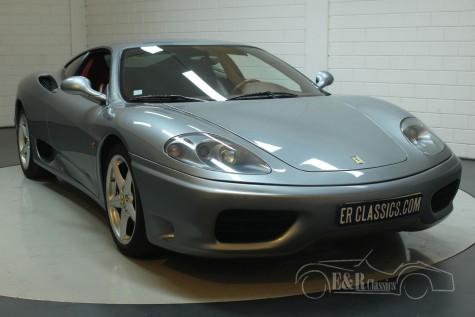 Ferrari 360 Modena F1 1999 a vendre