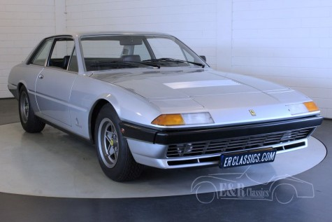 Ferrari 400i Automatic Coupe 1979 a vendre