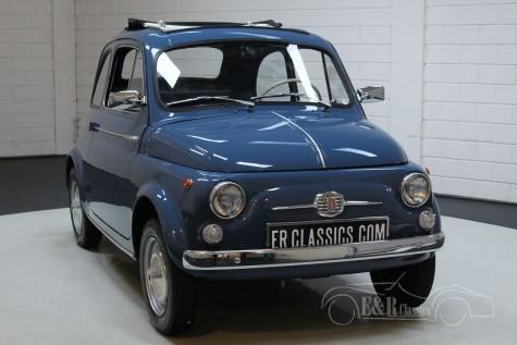 Fiat Nuova 500 D 1963 a vendre