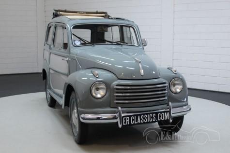 Fiat 500C Topolino Belvedere 1952  a vendre