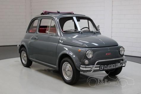 Fiat 500 F  a vendre