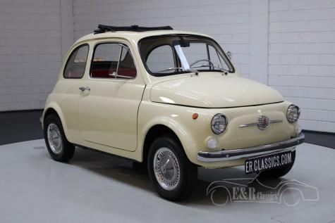 Fiat 500F  a vendre