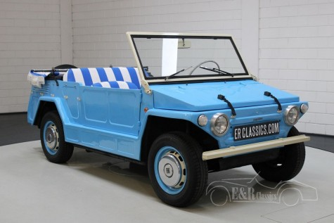 Fiat 600 Savio Jungla  a vendre