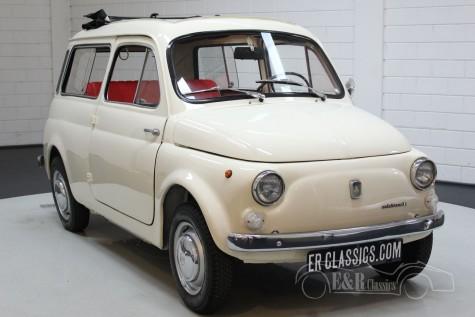 Fiat 500 Autobianchi Giardiniera 1969  a vendre