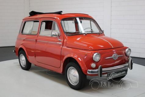 Fiat Giardiniera Bianchina 1963 a vendre