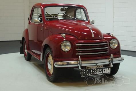 Fiat 500 C Topolino 1952 a vendre