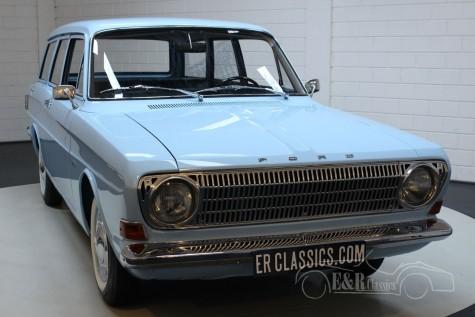 Ford 12M Turnier 1969 a vendre