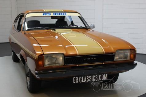 Ford Capri 1600 MKII 1974 a vendre