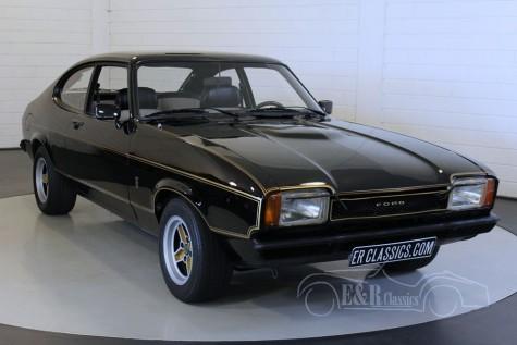 Ford Capri II JPS 1975 a vendre