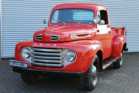 Ford F3 Pick-up 1948  a vendre