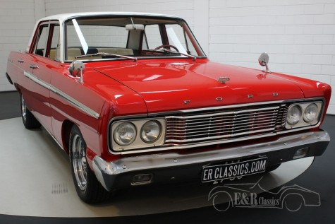 Ford Fairlane 500 Sedan 1965 a vendre