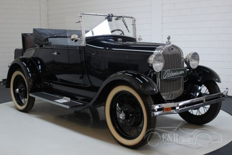 Ford Model A 1929  a vendre