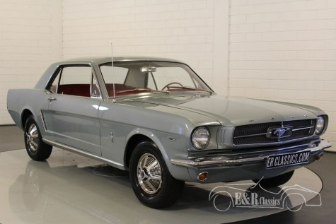 Ford Mustang V8 coupe 1964-1/2 a vendre