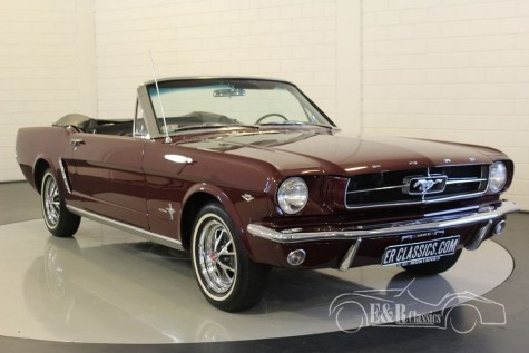 Ford Mustang 1964-1/2 Cabriolet  a vendre