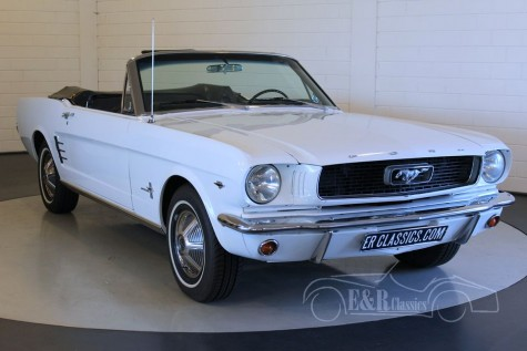 Ford Mustang cabriolet 1966 a vendre