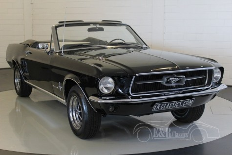Ford Mustang Cabriolet V8 1967  a vendre