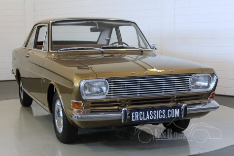 Ford Taunus 15M Coupe 1969 a vendre